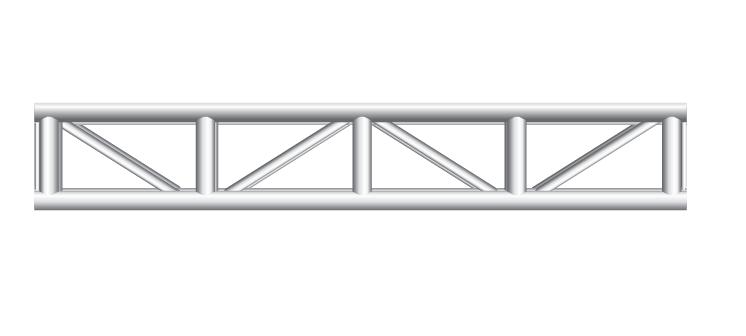 12 Truss Bridge Vector Clip Art Images.
