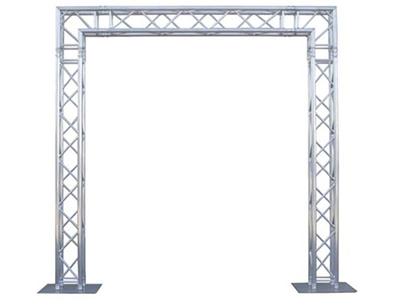 10 x 10 Truss Package.