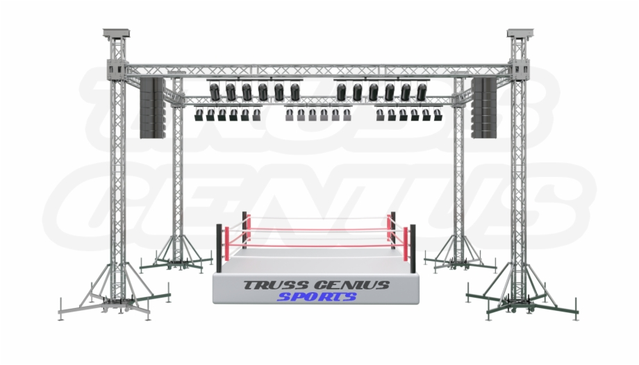 Stage Light Truss Png, Transparent Png Download For Free.