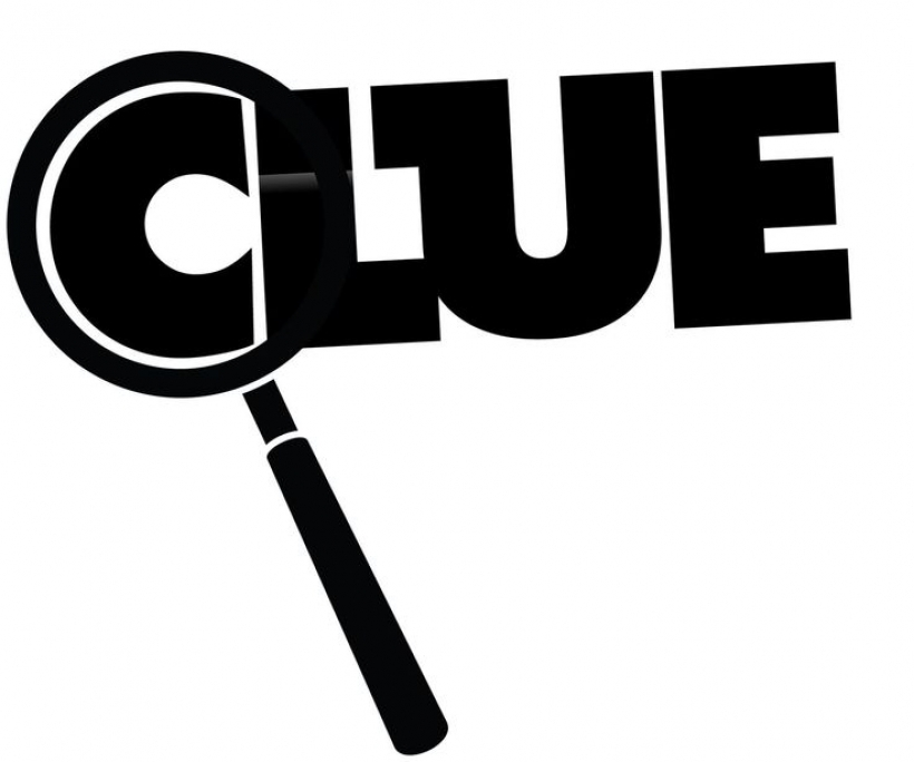 clue clipart free #16