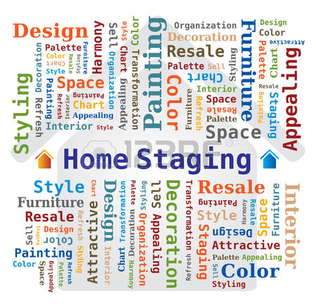 53 Home Staging Stock Vector Illustration And Royalty Free Home.