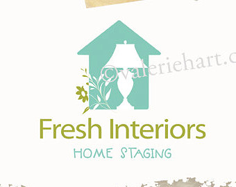 Home Staging Clipart.