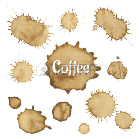 3,200 Coffee Stain Cliparts, Stock Vector And Royalty Free Coffee.
