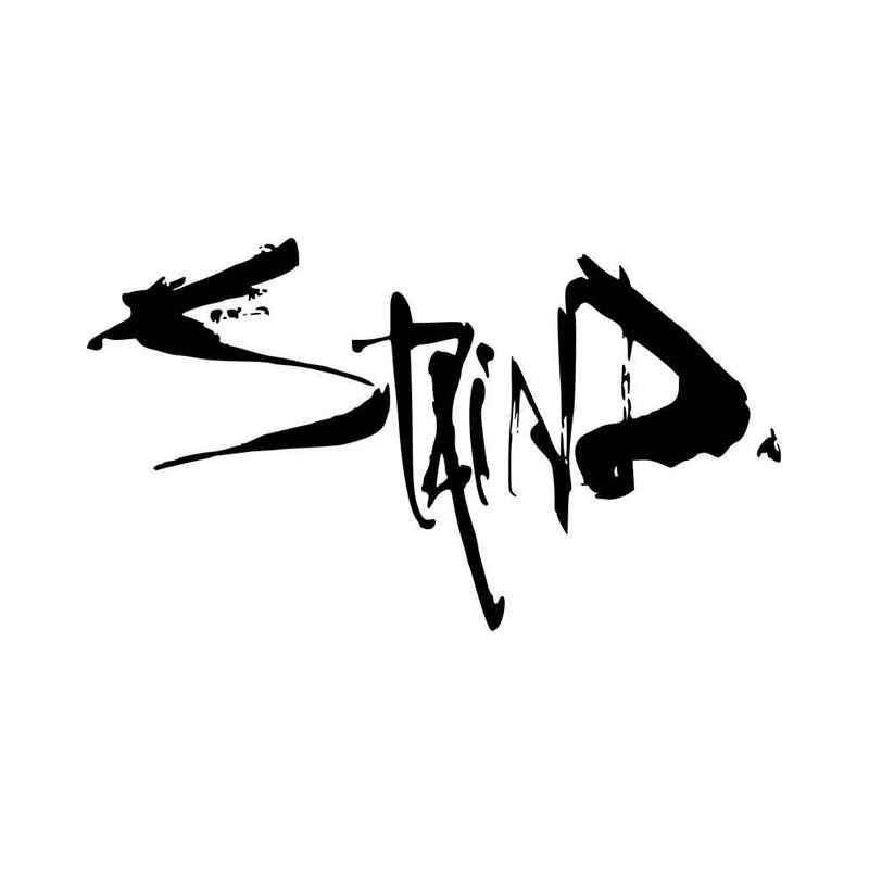 Staind Rock Band Logo Vinyl Decal Sticker BallzBeatz . com.