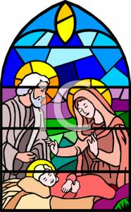 Clip Art Church Window Stained Glass Patterns.