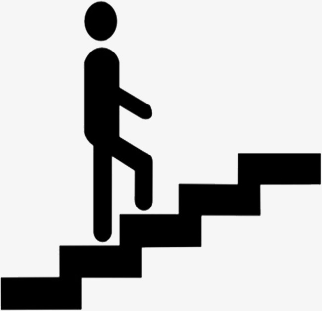 Stair case clipart 4 » Clipart Station.