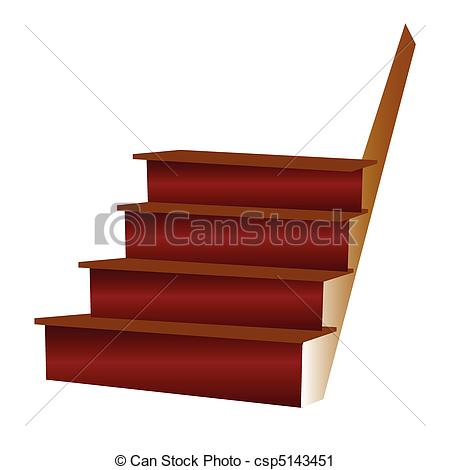 Stair step clipart #17