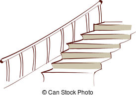 Stairs Illustrations and Clipart. 19,877 Stairs royalty free.