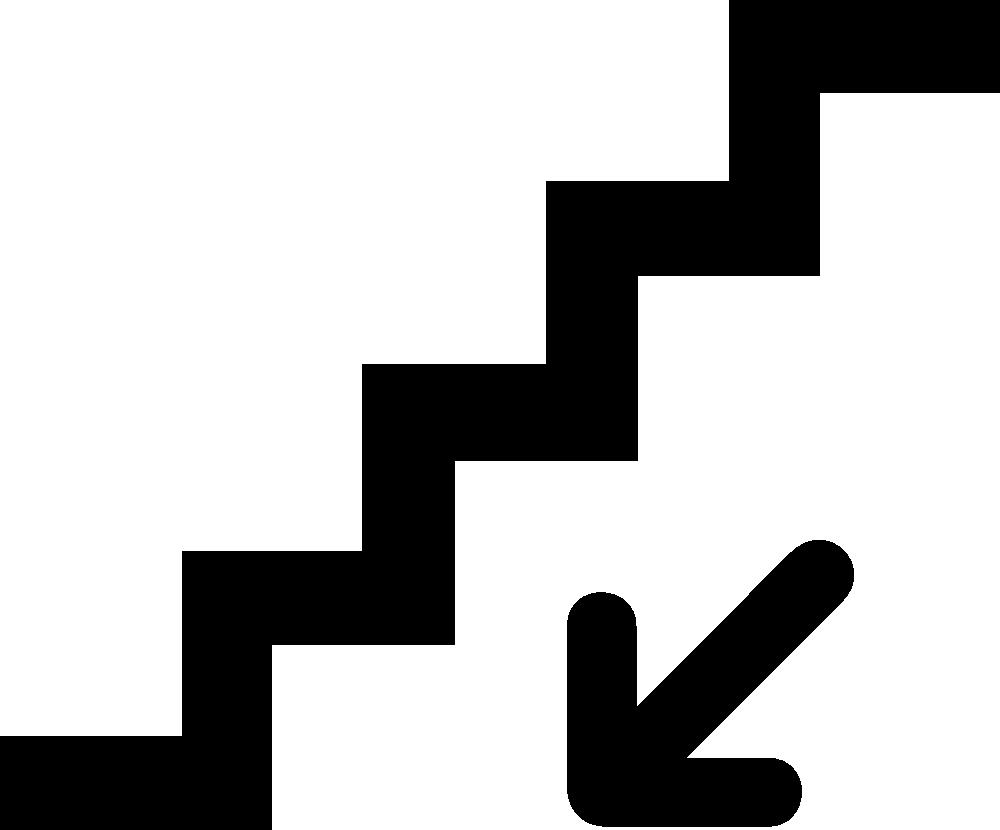 Clipart stairs tumundografico 2.