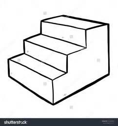 Similiar Staircase Black And White Sketch Keywords.
