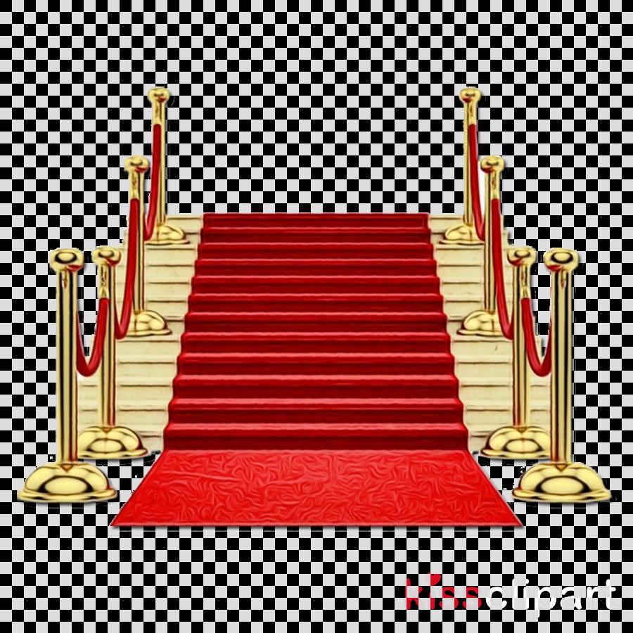 red carpet carpet flooring furniture stairs clipart.