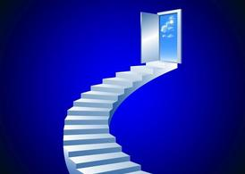 Free Stairway To Heavens Clipart and Vector Graphics.