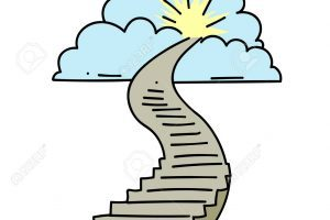 Stairway to heaven clipart » Clipart Portal.