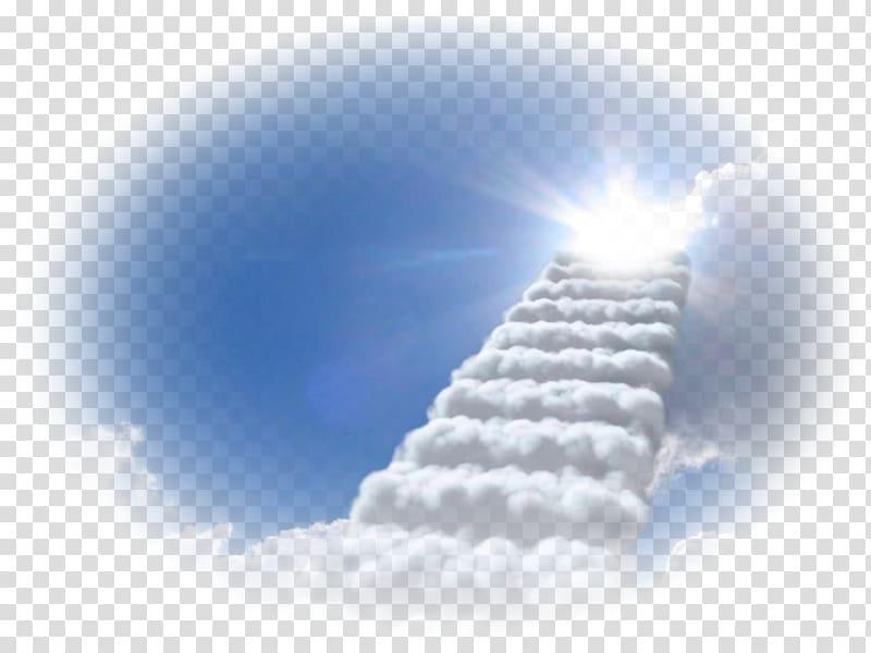0 Woman 1 2 Heaven, Stairway To Heaven transparent.