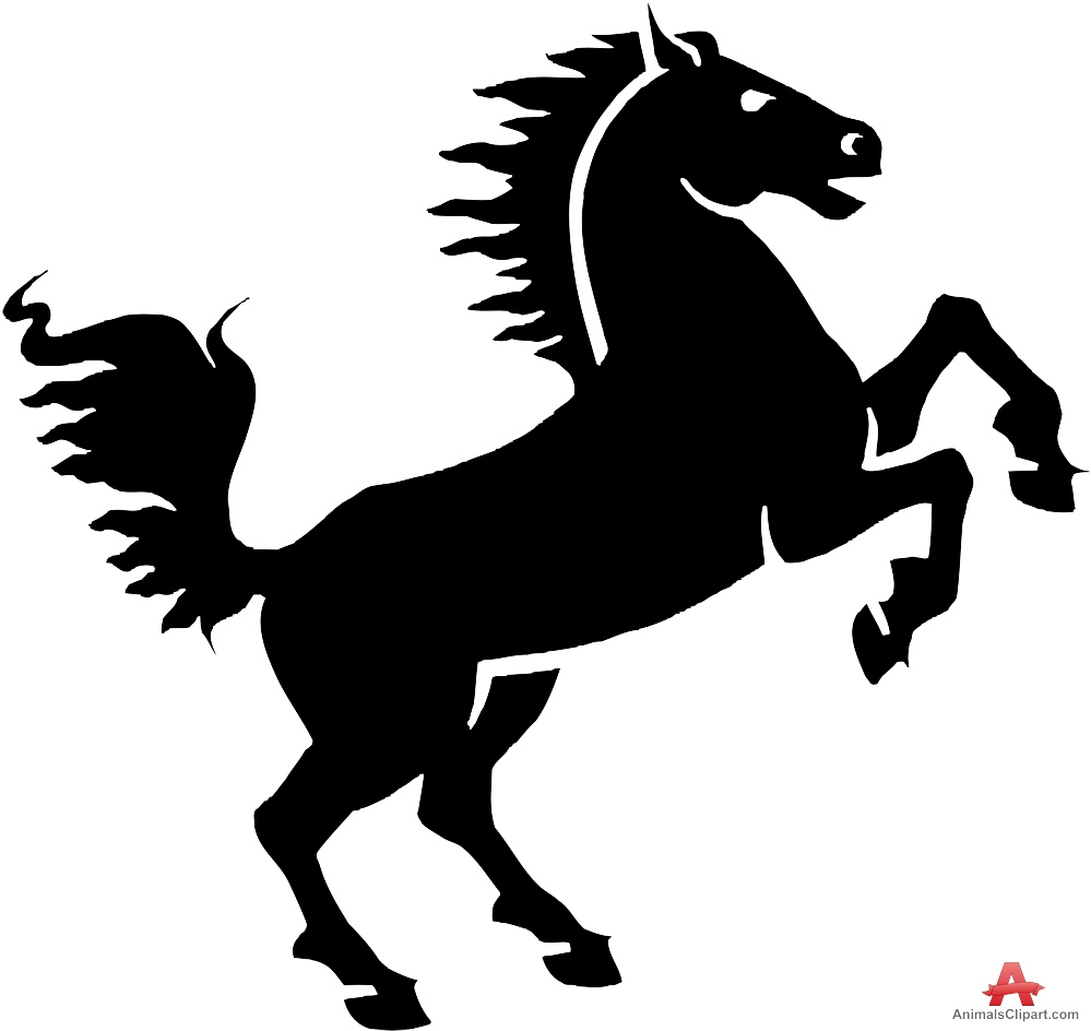 Free Stallion Horse Cliparts, Download Free Clip Art, Free.