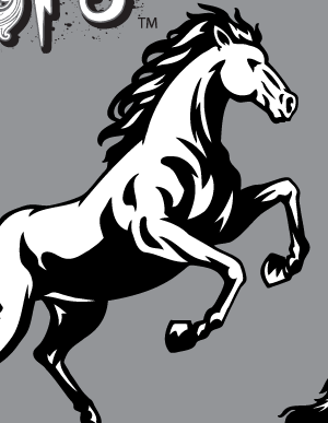 Vector Horse Clipart.