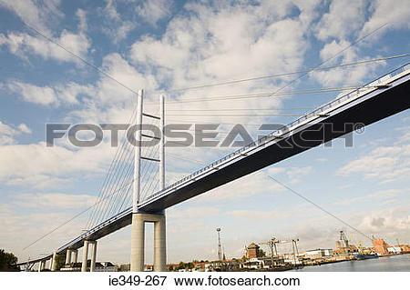 Picture of Bridge in stralsund ie349.