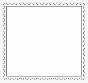Stamp Border Png PNG Images.