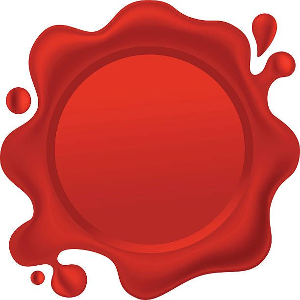 Image result for wax seal clipart.