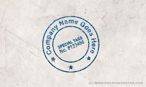 Create Your Own Realistic View Stamp Logo Stamp Maker Online.