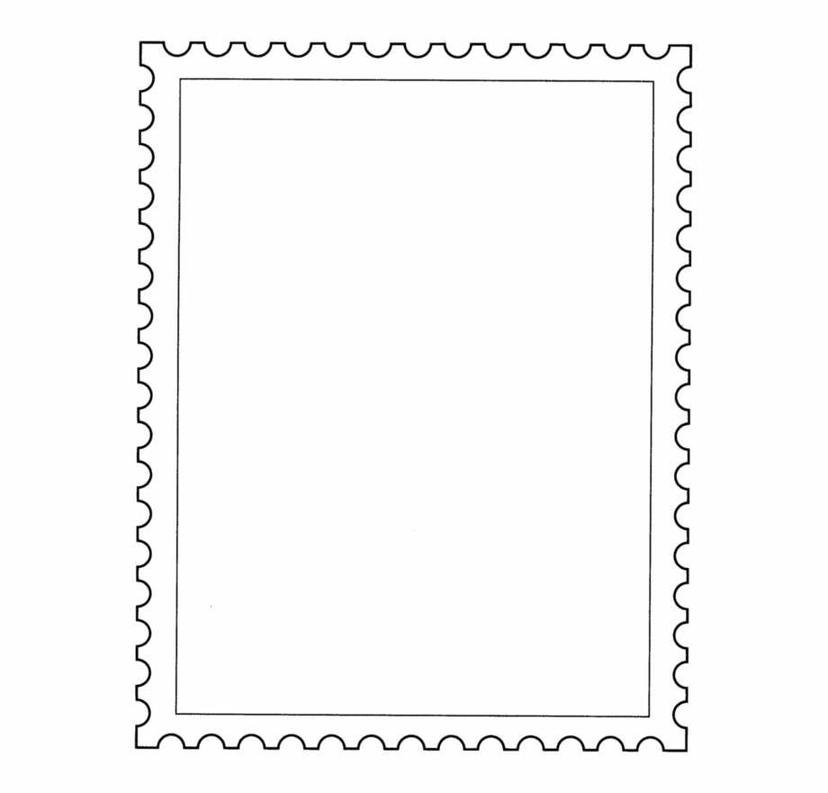 Postage Stamp Png Transparent Background Postage Stamp.