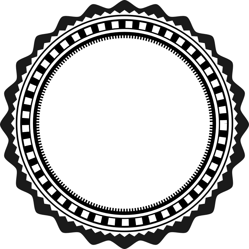 remixit png transparent stamp circle template round ico.