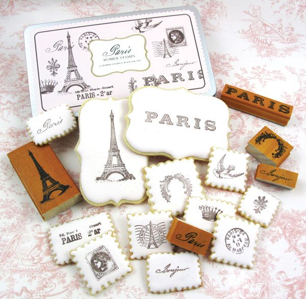 Stamping cookies clipart #18