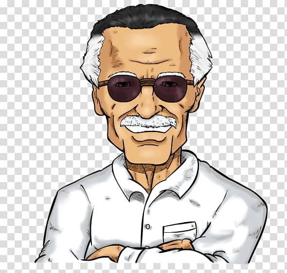 Nose Computer Icons , Stan Lee transparent background PNG.
