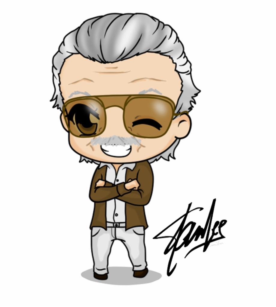 Stan Lee By Mibu.