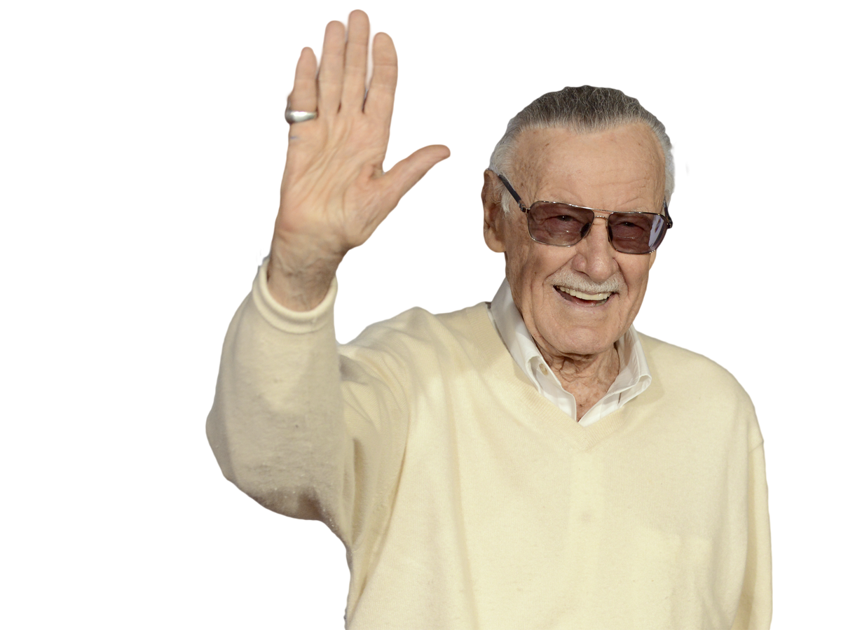 Stan Lee Png , (+) Pictures.