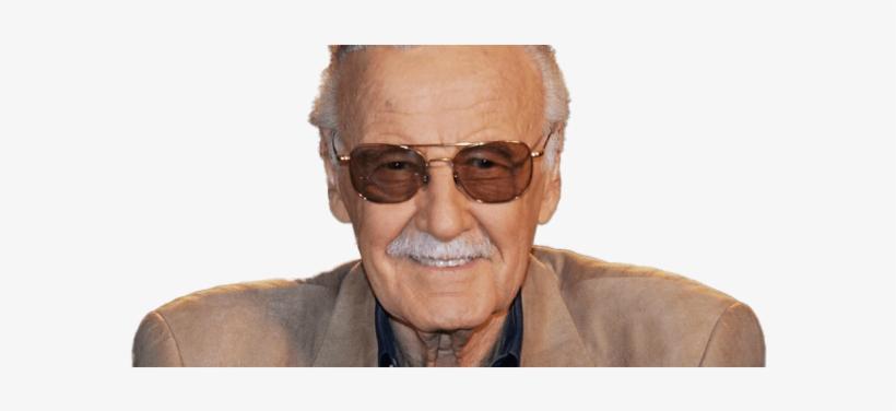 Stan Lee Marvel Transparent PNG.