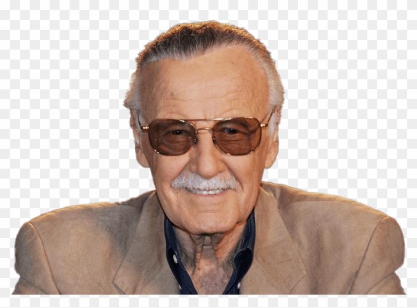 Stan Lee, Antman, Doctor Strange, Senior Citizen, Forehead.