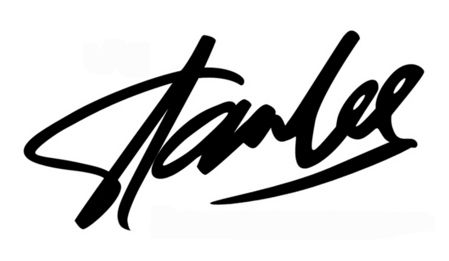 Stan Lee Signature.