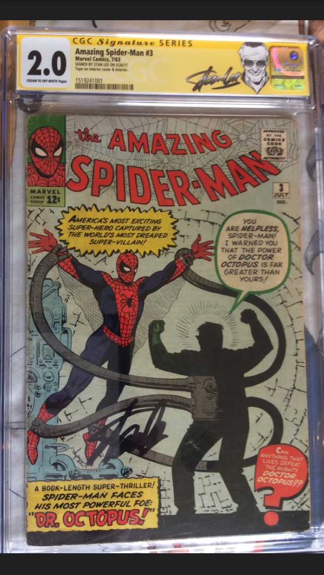 Is this a good or bad Stan lee sig..