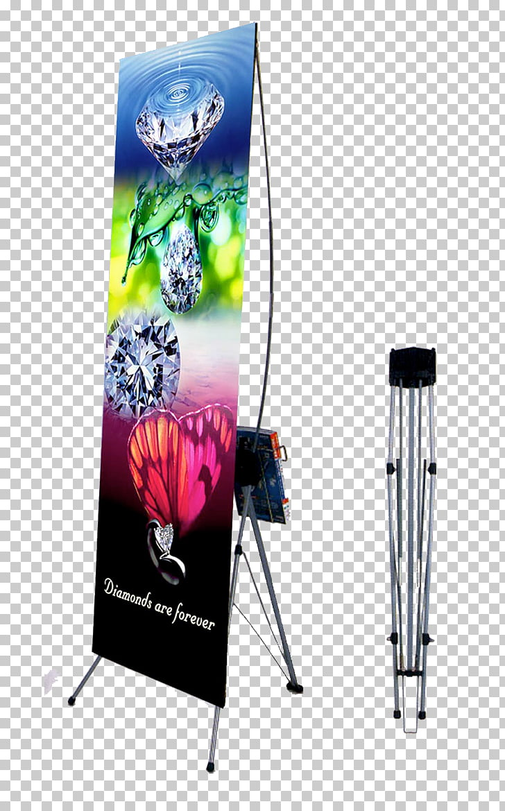 Vinyl banners Advertising Trade show display Display stand.