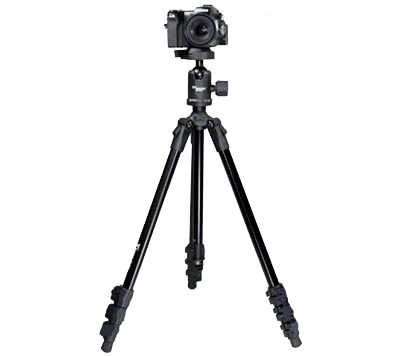 Video Camera Tripod PNG File.