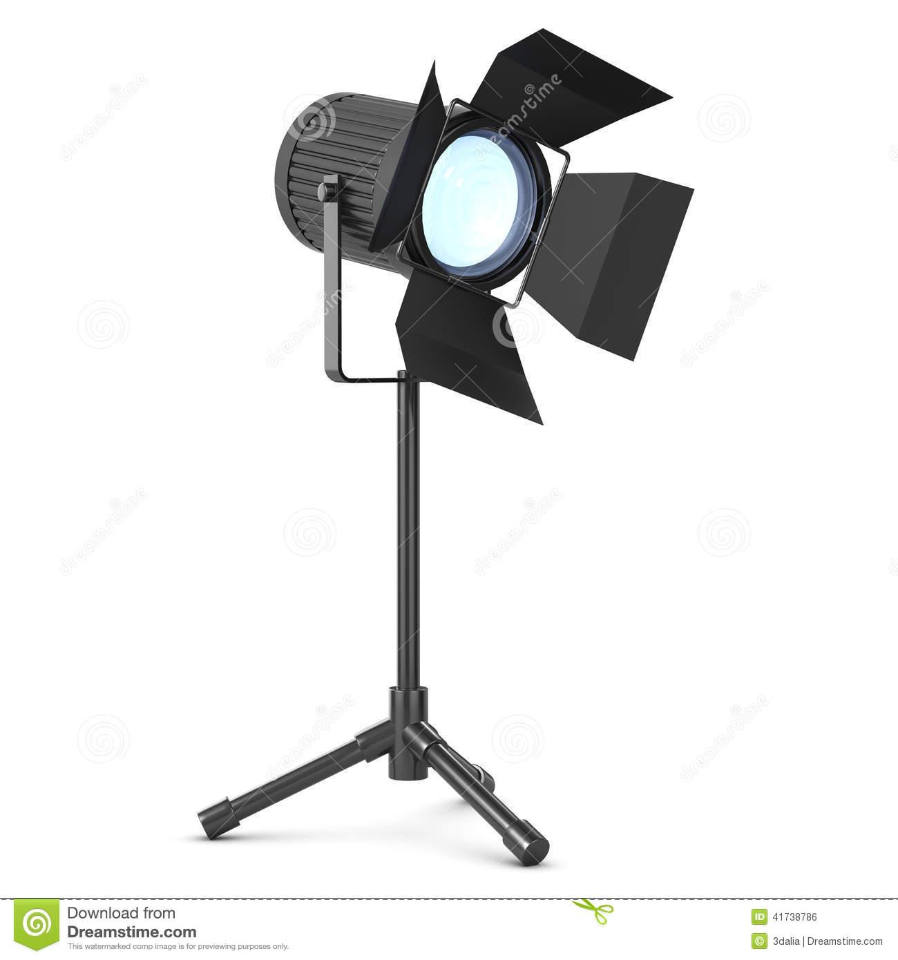 Studio Light Clipart Png.