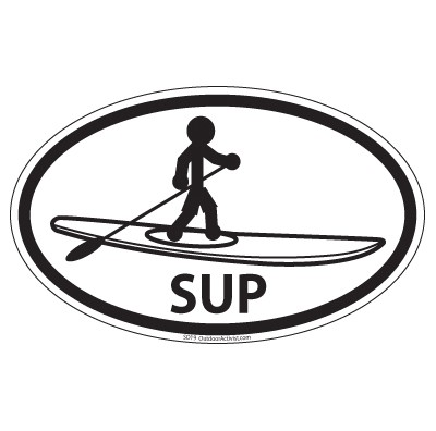 Stand up paddleboard.