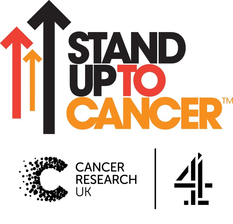 Stand Up To Cancer in collaboration with Cancer Research UK.