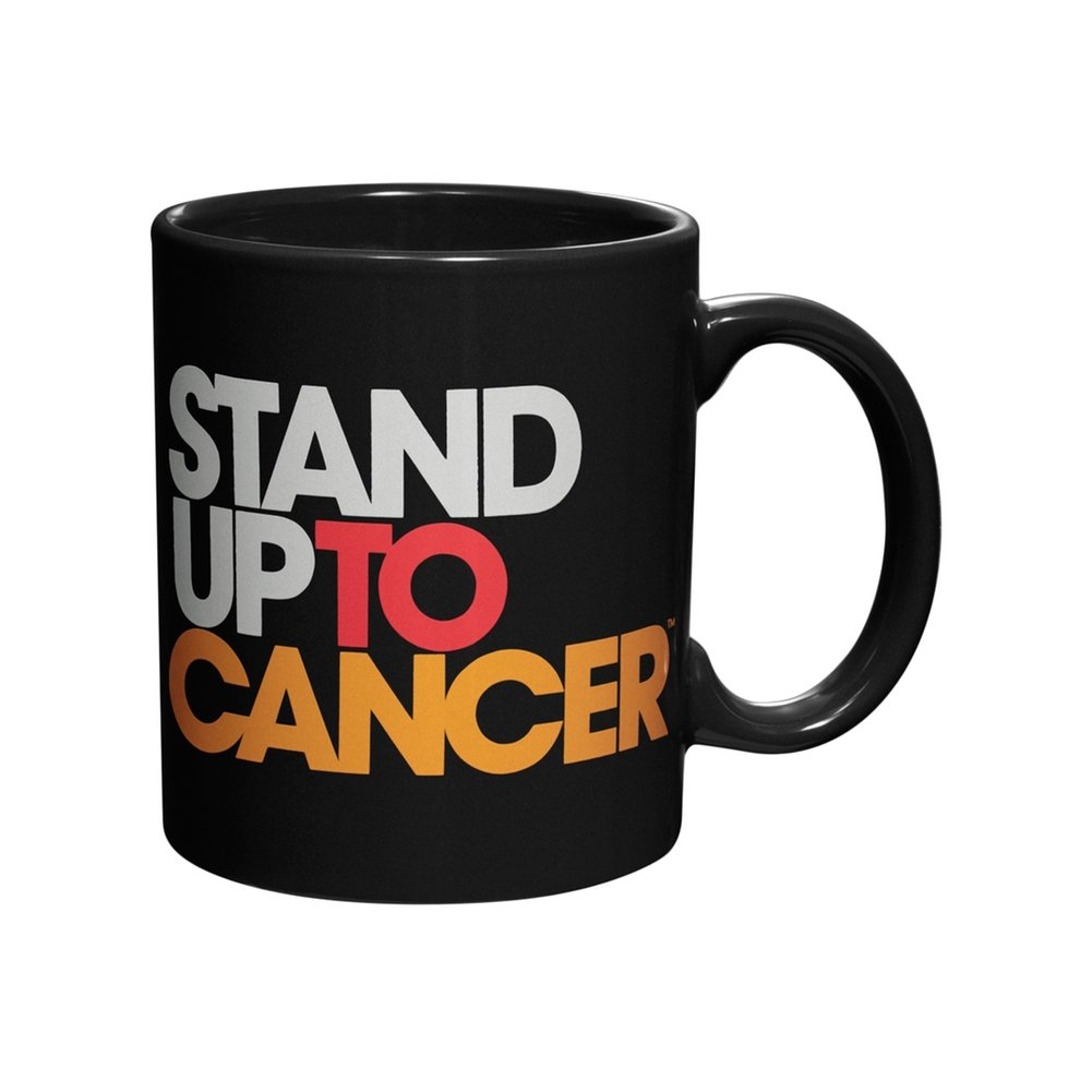 Stand Up to Cancer.