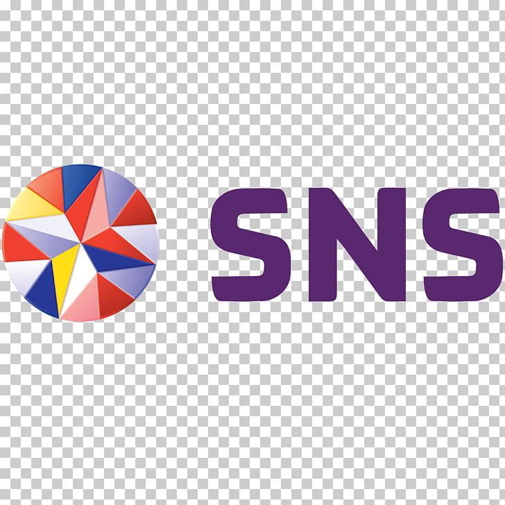 SNS Bank Logo, SNS logo art PNG clipart.
