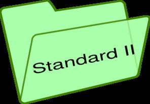 Standard Clip Art.