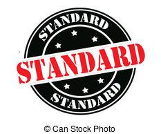 Standards Clipart.