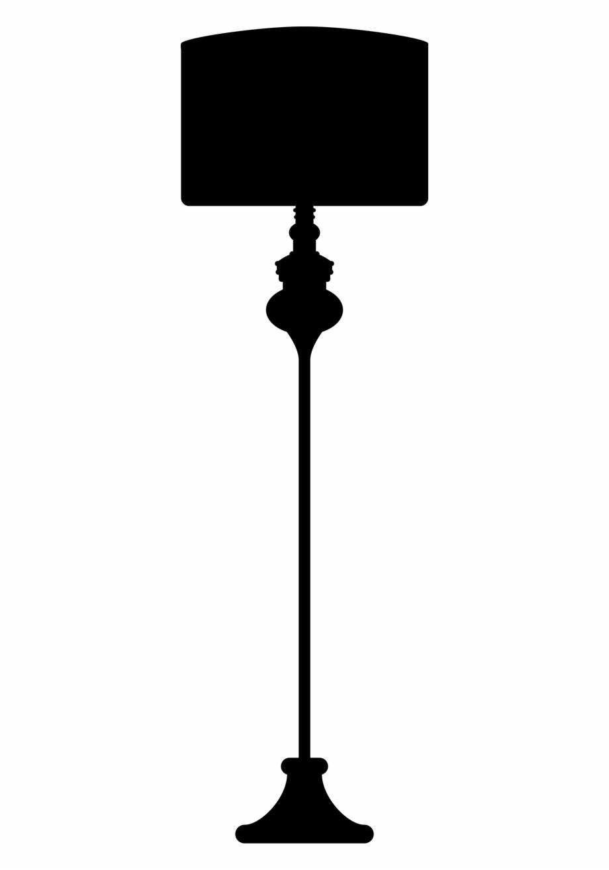 Lamp clipart floor lamp, Lamp floor lamp Transparent FREE.
