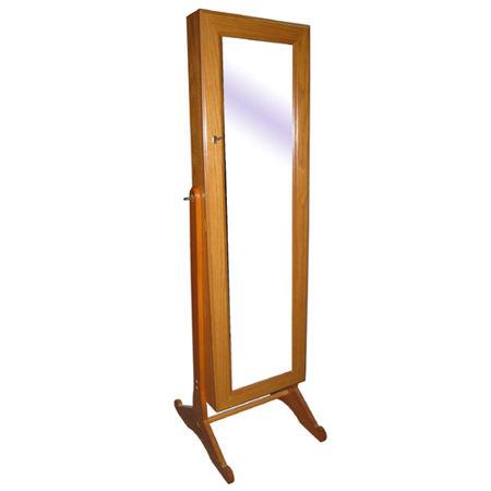 Standing Mirror Clipart.