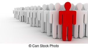Standing out crowd Illustrations and Clipart. 2,821 Standing out.
