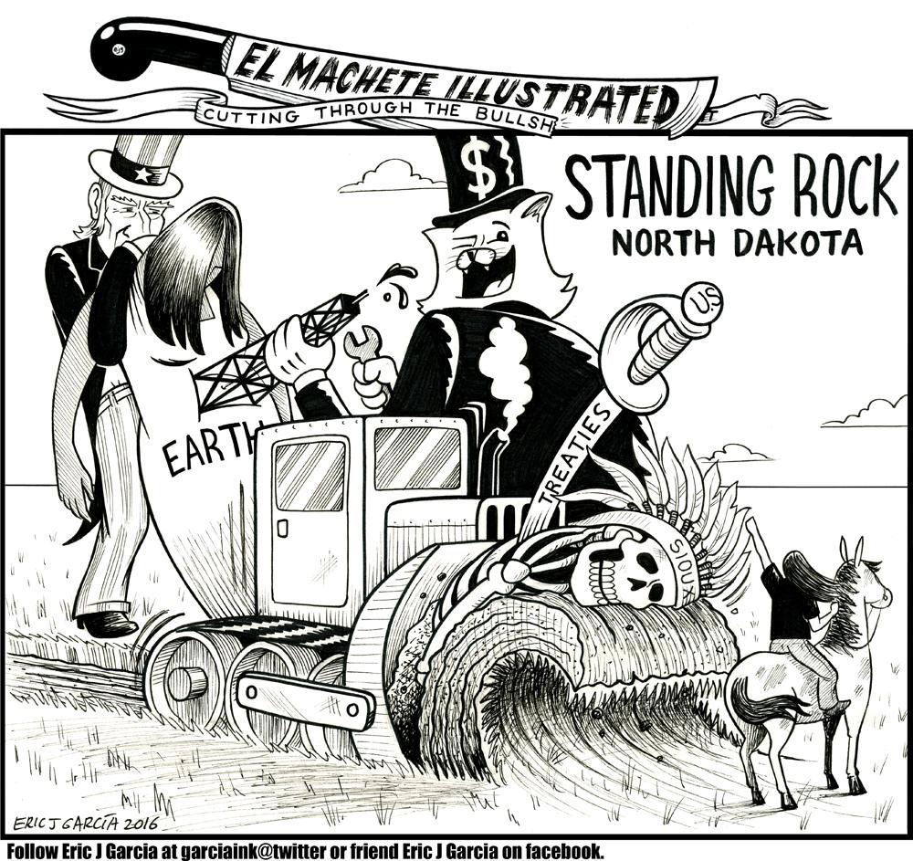 Standing Rock.