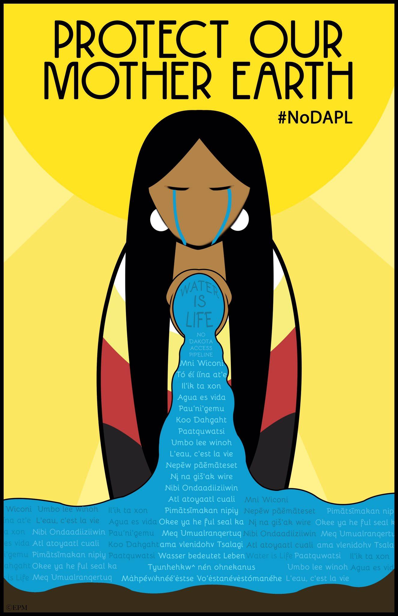 Indigenous Beats: Art of the DAPL Resistance.