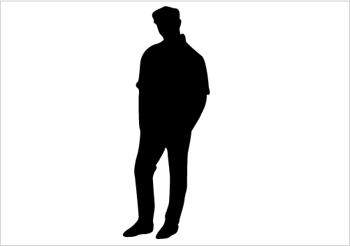 Silhouette PNG Transparent Silhouette.PNG Images..
