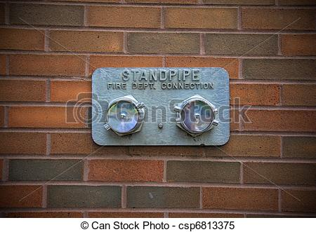 Stock Images of Standpipe.